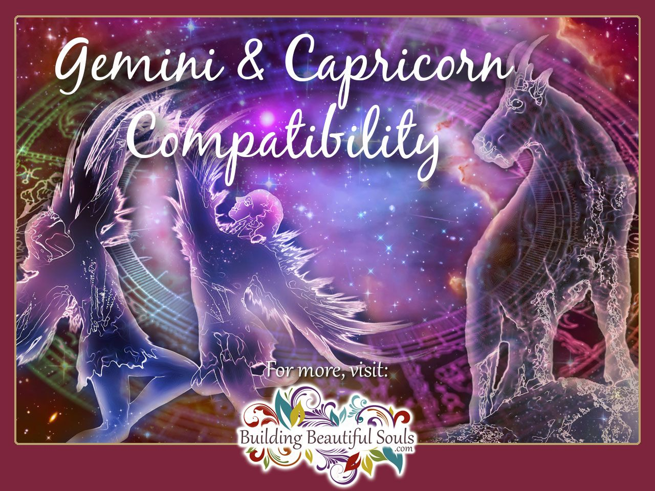 Gemini and Capricorn 1280x960