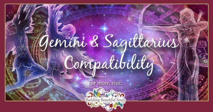 Gemini and Sagittarius Compatibility 1200x630