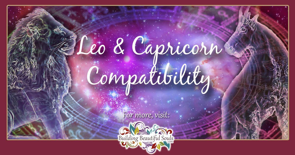 Leo and Capricorn Compatibility: Friendship, Love & Sex