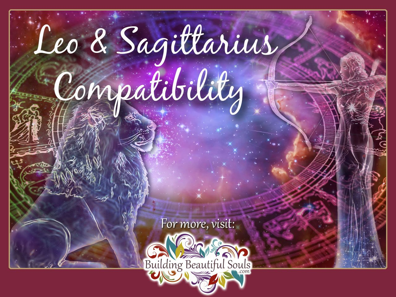 Leo and Sagittarius 1280x960