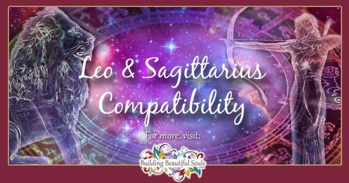 Leo and Sagittarius Compatibility 1200x630