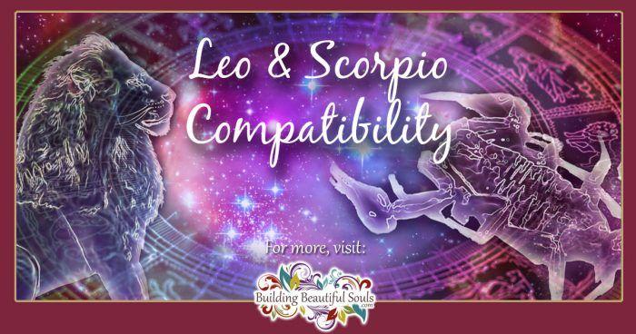 Leo and Scorpio Compatibility 1200x630