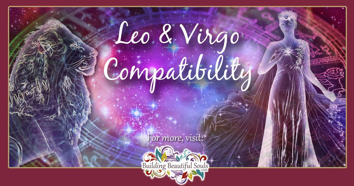 Leo and Virgo Compatibility: Friendship, Love & Sex
