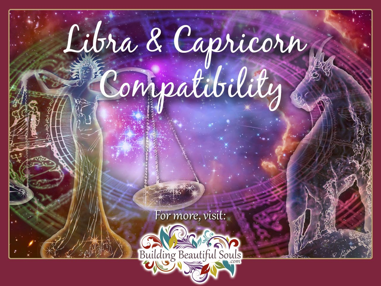 capricorn and libra love