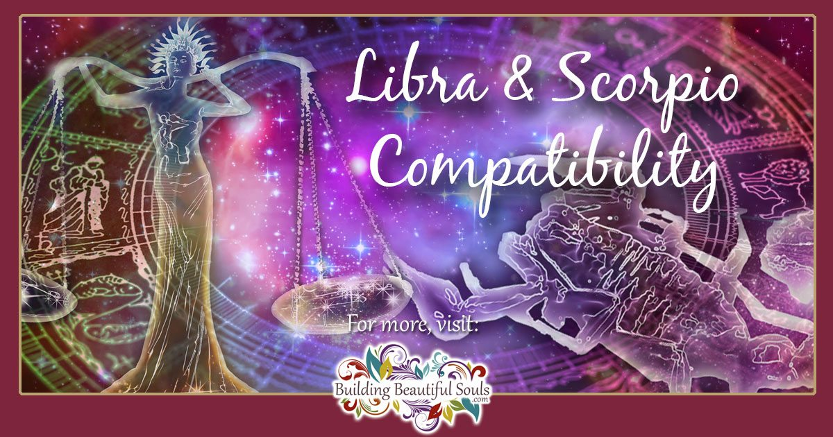 Libra and Scorpio Compatibility: Friendship, Sex & Love
