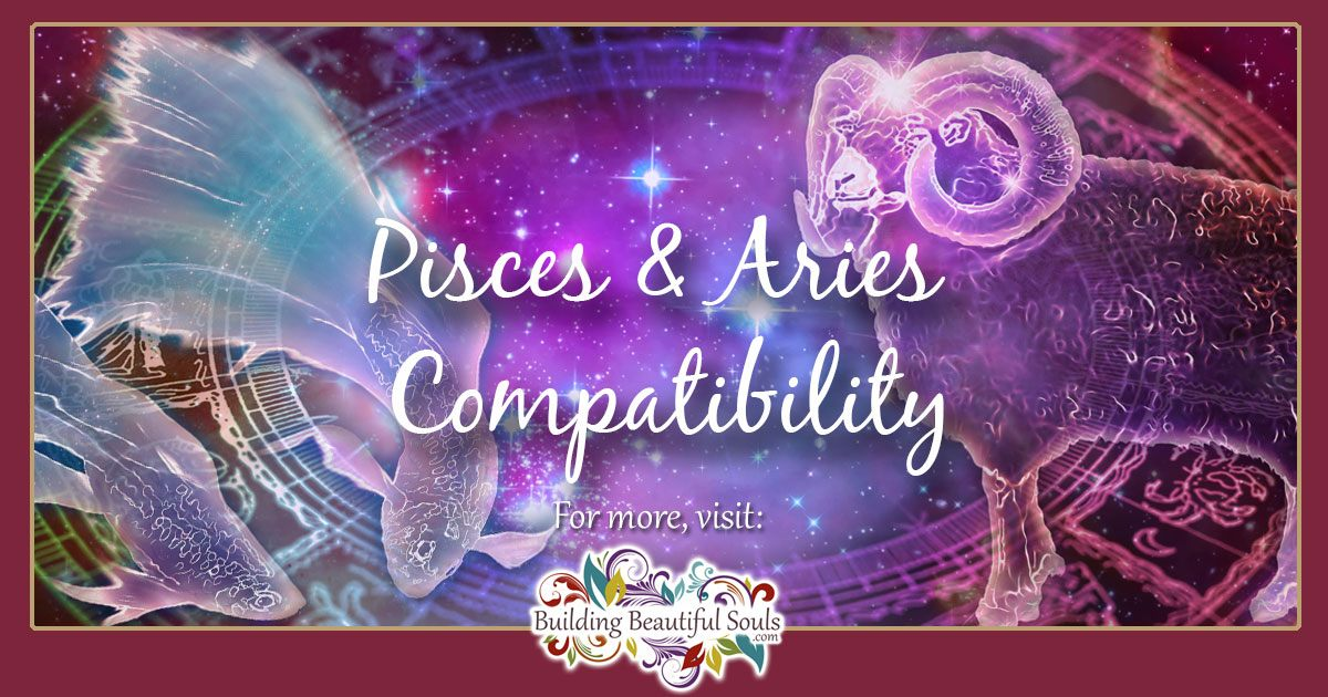 Aries and Pisces Compatibility: Friendship, Love & Sex