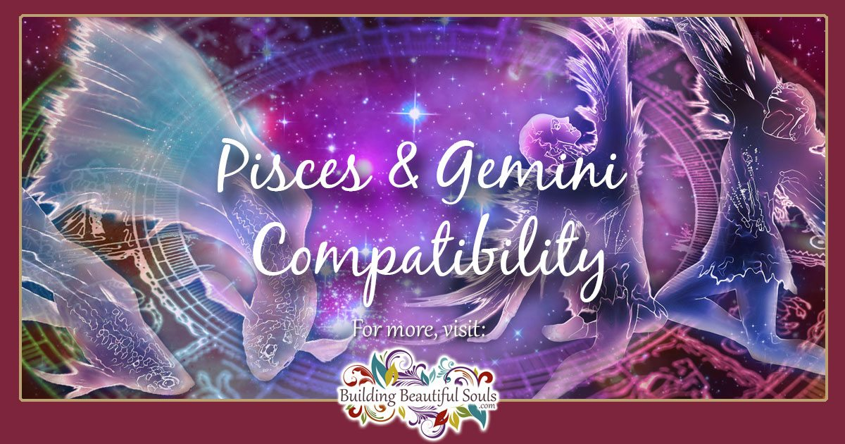 Gemini And Pisces Compatibility Friendship Love Sex