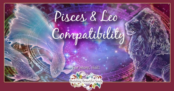Pisces and Leo Compatibility 1200x630