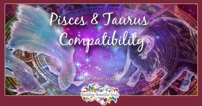Pisces and Taurus Compatibility 1200x630