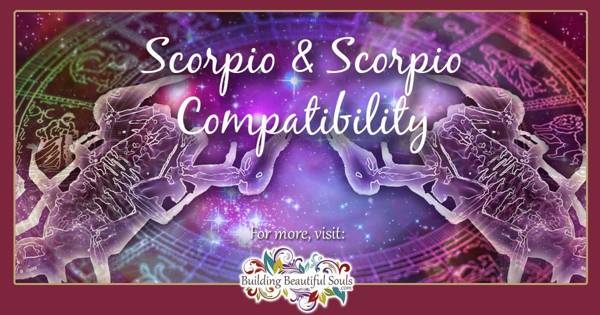 Scorpio and Scorpio Compatibility: Friendship, Love & Sex