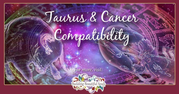 Taurus and Cancer Compatibility 1200x630