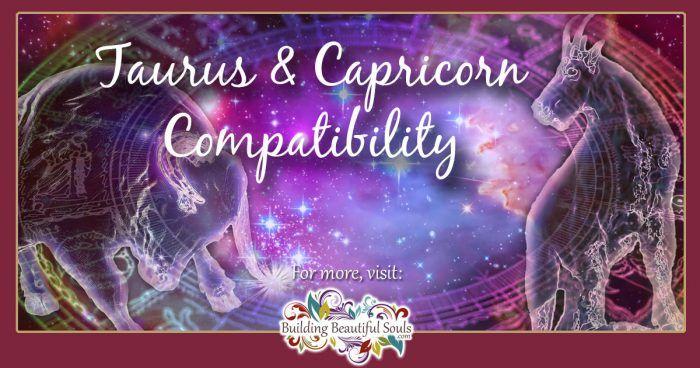 Taurus and Capricorn Compatibility 1200x630