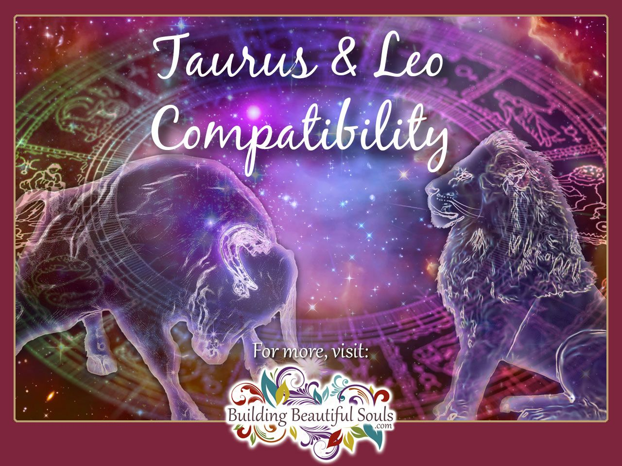 Taurus and leo compatibility relationship