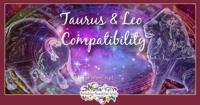 Taurus and Leo Compatibility 1200x630