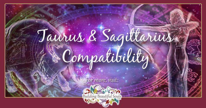 Taurus and Sagittarius Compatibility 1200x630