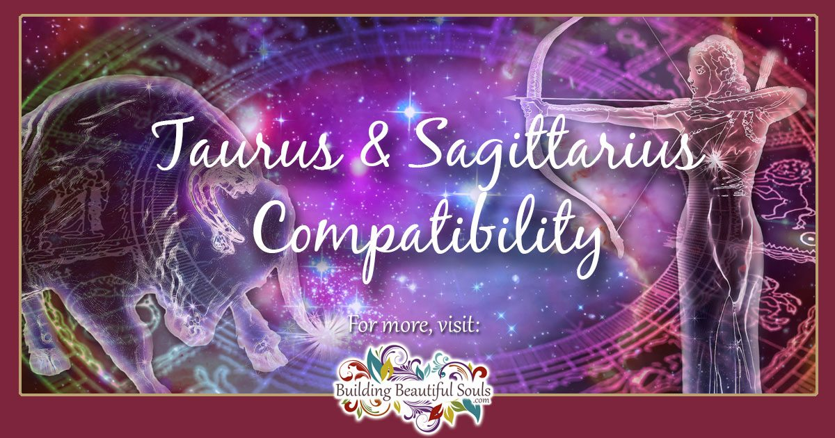 Taurus And Sagittarius Compatibility Friendship Love Amp Sex