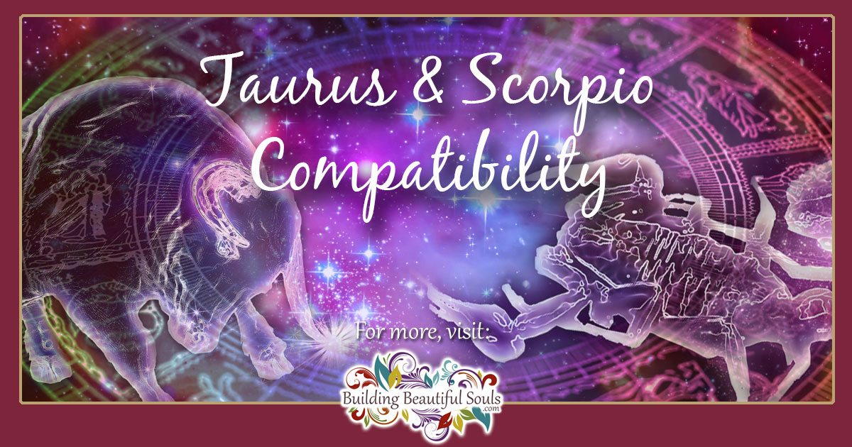 Taurus and Scorpio Compatibility: Friendship, Love & Sex