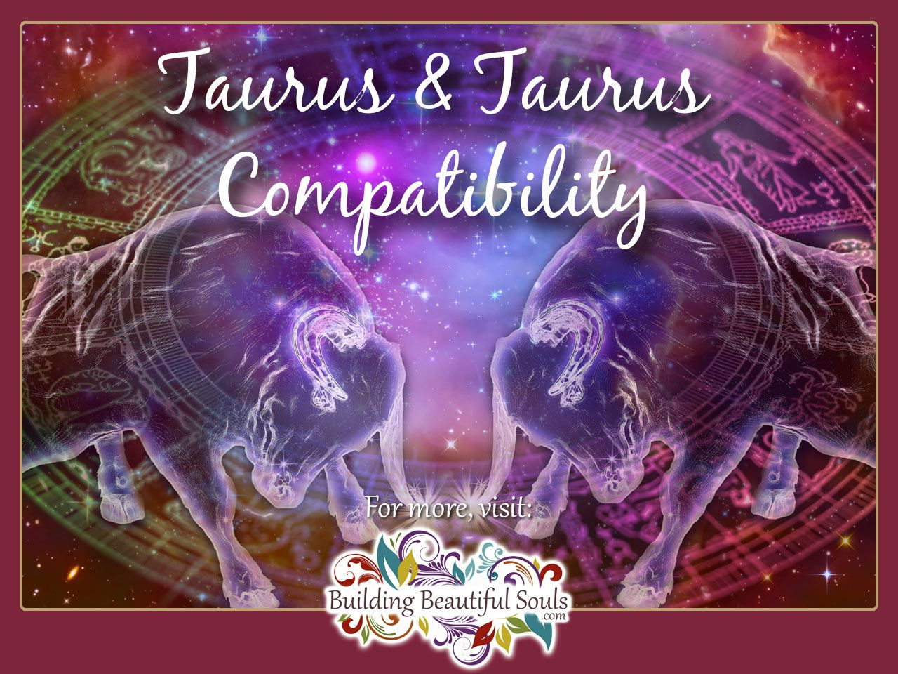 taurus and taurus compatibility sexually