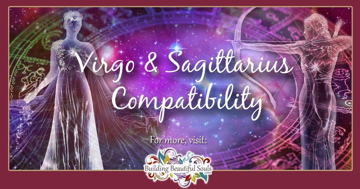 Sagittarius and Virgo Compatibility: Friendship, Sex & Love