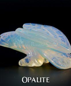 opalite eagle spirit animal carving standing 1c 1000x1000