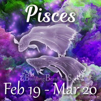 Pisces Monthly Horoscope 350x350
