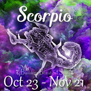 Scorpio Monthly Horoscope 350x350