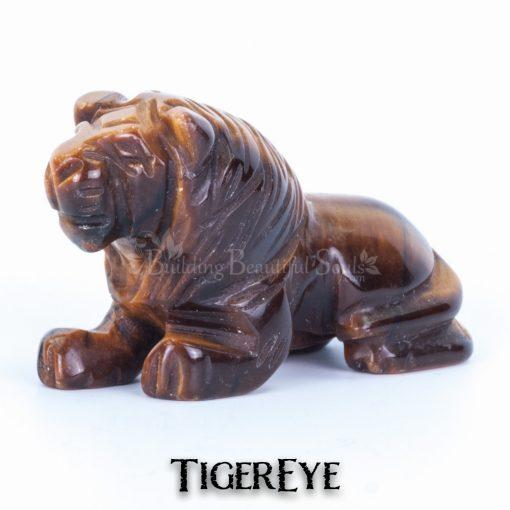 tigereye lion spirit animal carving 1b 1000x1000