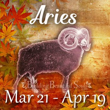 Aries Horoscope November 2018 350x350