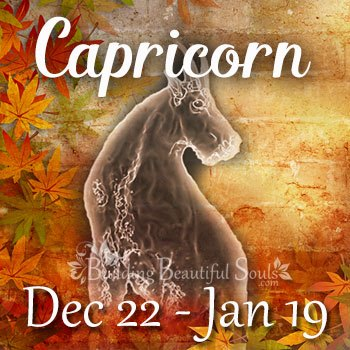 Capricorn Horoscope November 2018 350x350