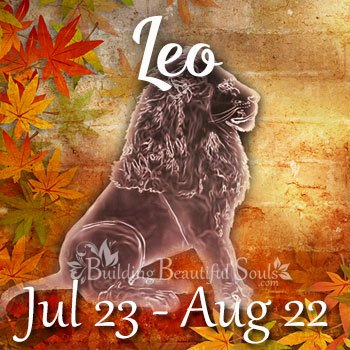 Leo Horoscope November 2018 350x350
