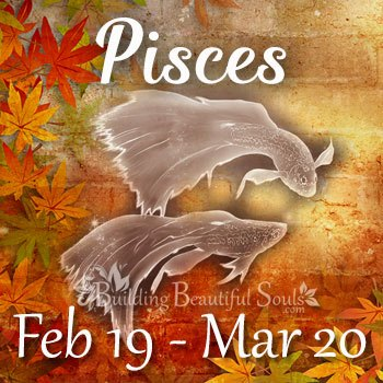 Pisces Horoscope November 2018 350x350