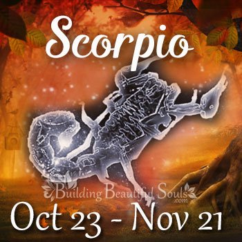Scorpio Monthly Horoscope 2018 350x350