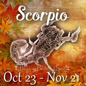 Scorpio Horoscope November 2018 350x350