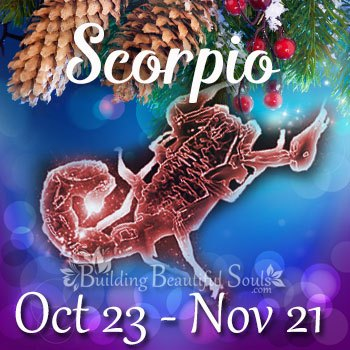 Scorpio Horoscope December 2018 350x350