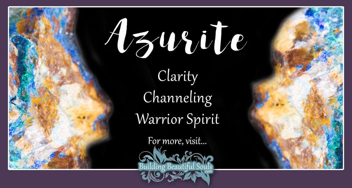 Azurite Meaning & Healing Properties | Healing Crystals