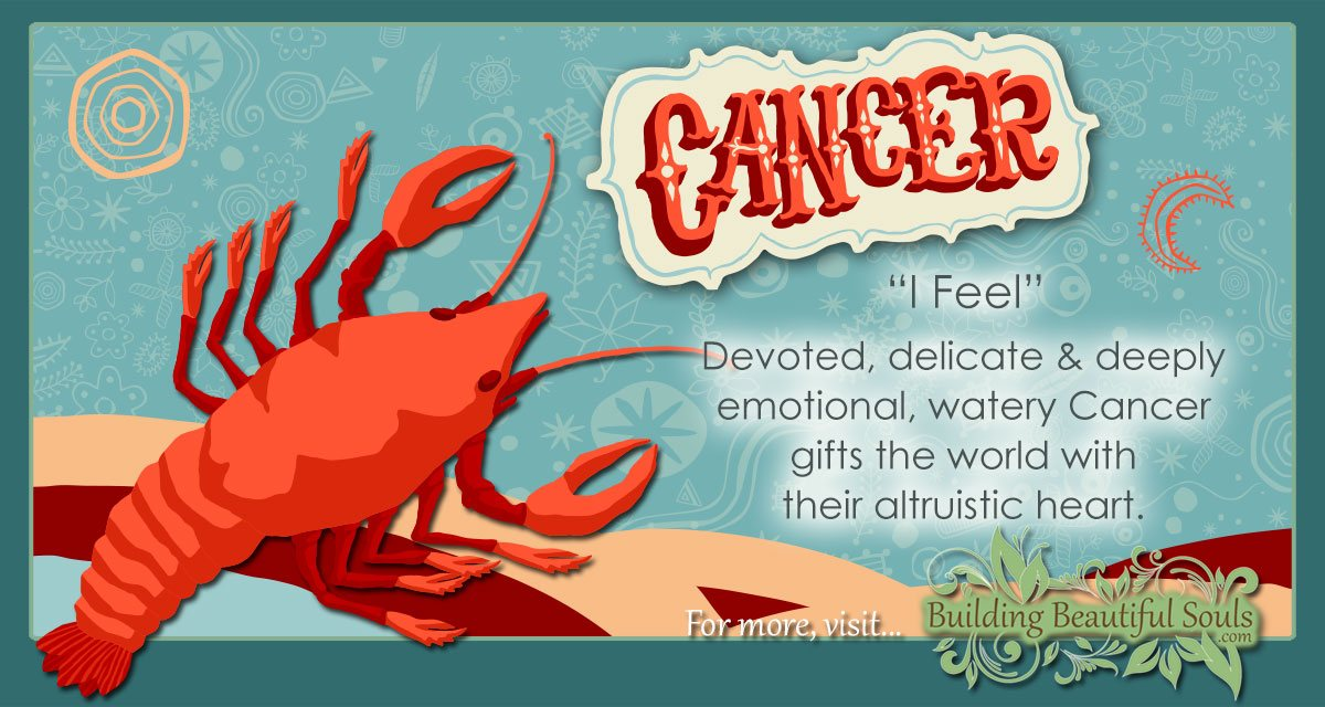 Cancer Woman - Zodiac Traits & Personality In Love