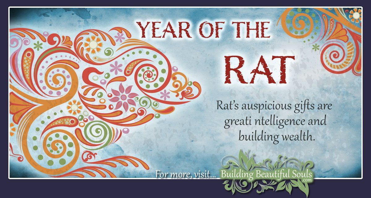 Chinese Zodiac Rat Year Of The Rat Chinese Zodiac Signs Meanings