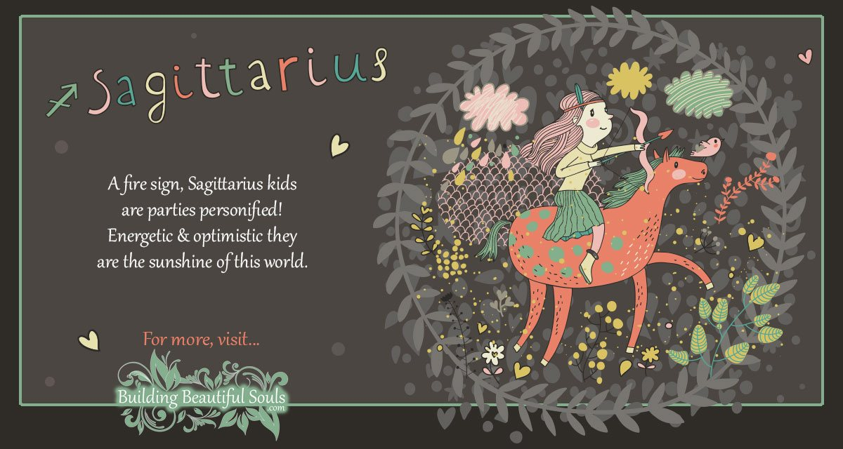 The Sagittarius Child: Sagittarius Girl & Boy Traits & Personality