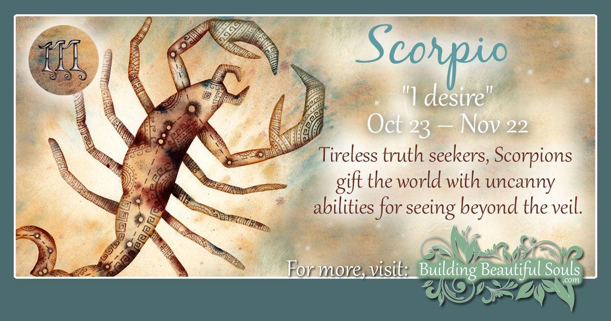 Scorpio Star Sign Scorpio Sign Traits Personality