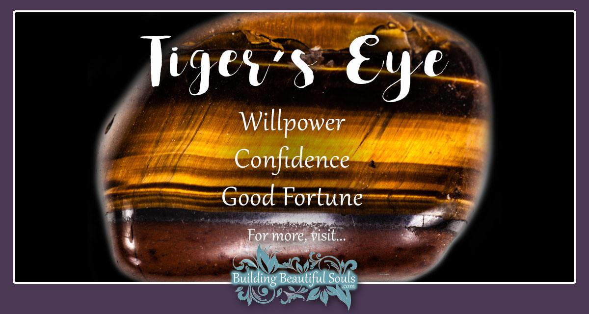 Tiger's Eye Meaning & Properties | Healing Crystals & Stones