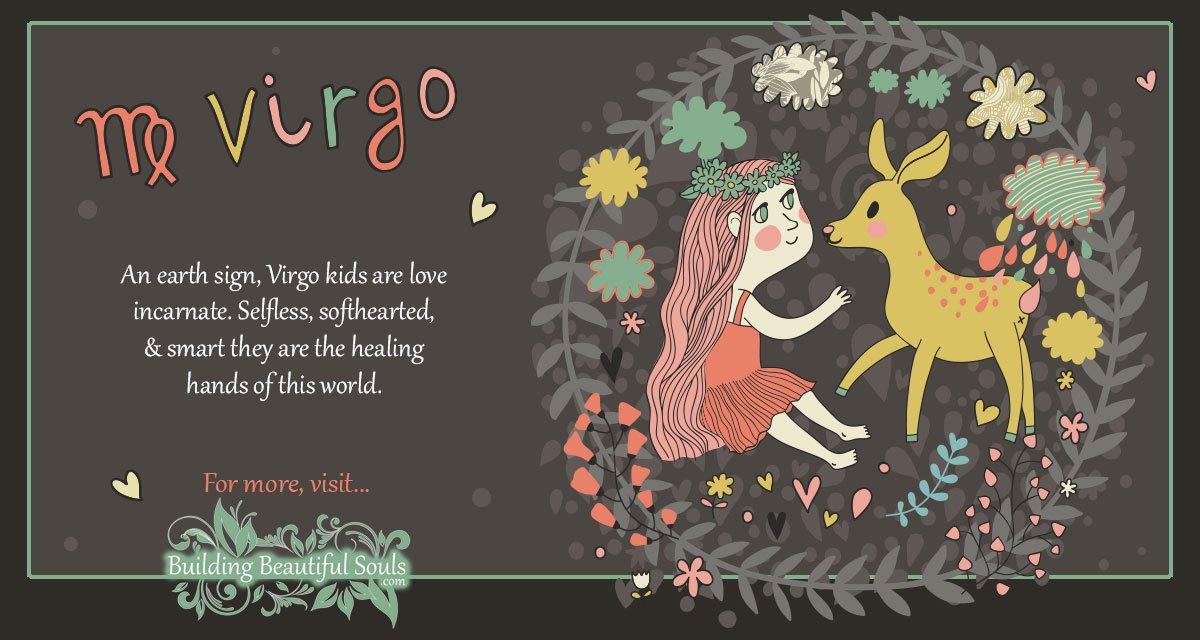 The Virgo Child: Virgo Girl & Boy Traits & Personality | Zodiac
