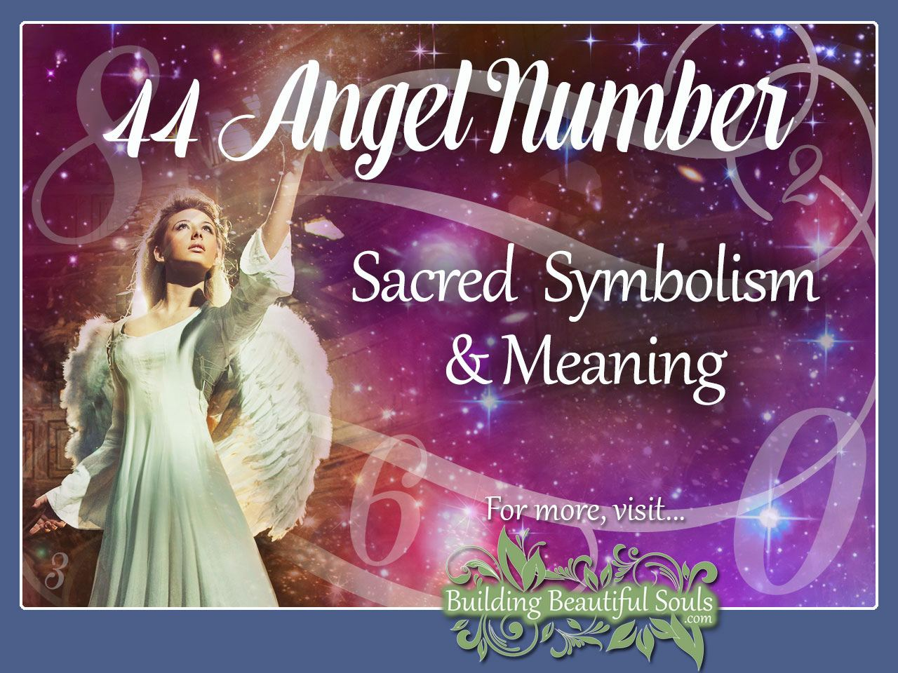 44 Angel Number | What Does 44 Mean in Spiritual, Love, Numerology