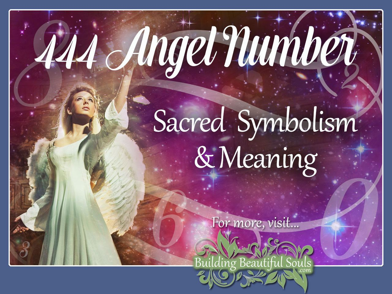 444 Angel Number | What Does 444 Mean in Spiritual, Love, Numerology