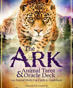 The Ark Animal Tarot & Oracle Cards Deck Cover 600x900