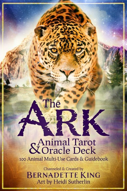 The Ark Animal Tarot & Oracle Cards Deck Cover 600x900