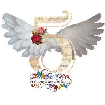angel number five 350x350