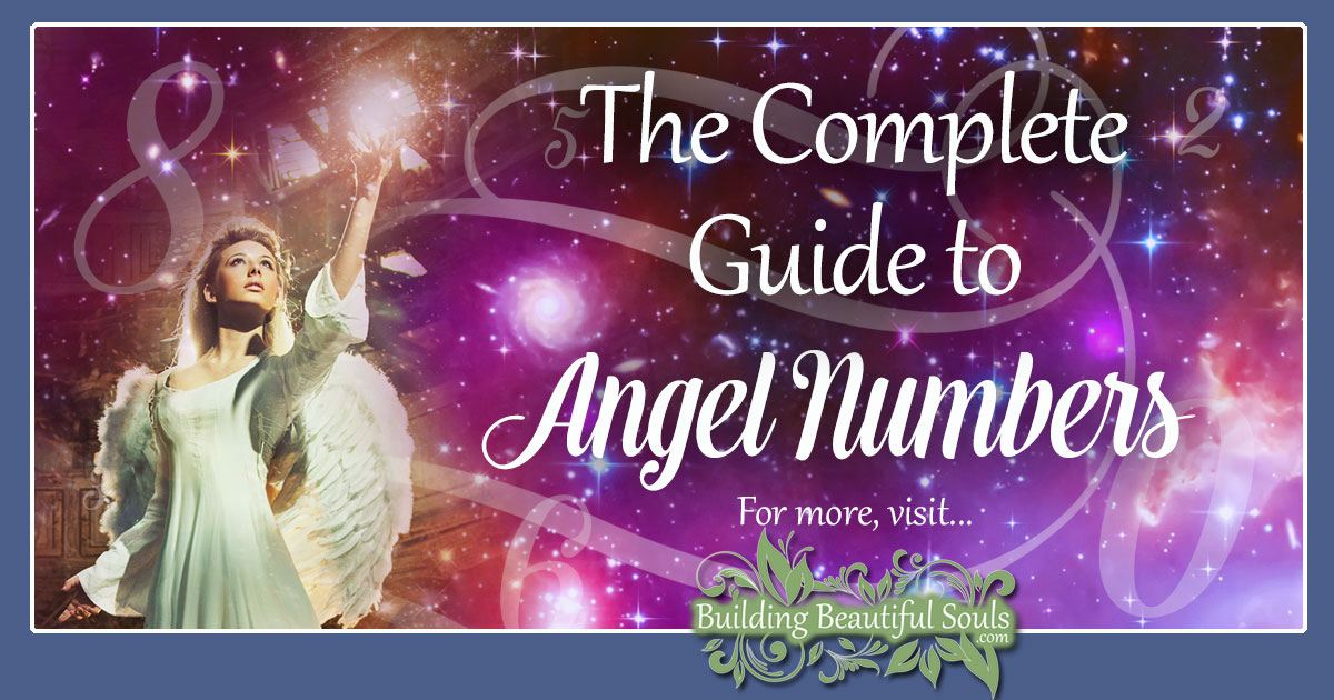 Angel Numbers Meanings & Messages 1200x630